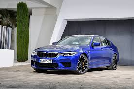 2018 bmw m5 arrives packing a 600 hp twin turbo v 8 automobile