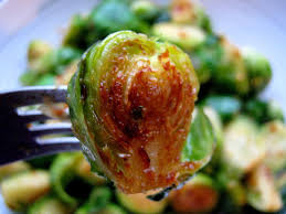 the inner gourmet thanksgiving side 1 spicy garlicky brussels