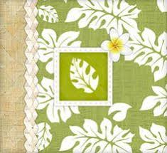 tropical photo album hawaiian borders d by island paperie on tropical crafts