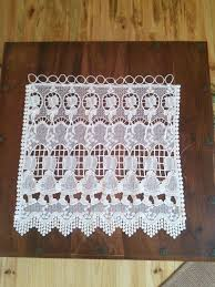 Lace Cafe Curtains Kitchen by 220 Best French Vintage Curtains Images On Pinterest French