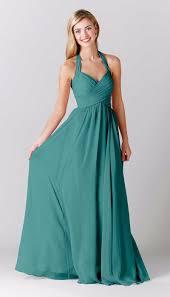bridesmaid dresses teal kennedy blue bridesmaid dress violet