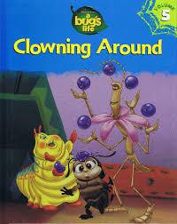 clowning around disney pixar u0027s a bug u0027s life library vol 5