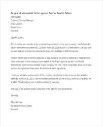 complaint letter samples 29 free word pdf documents