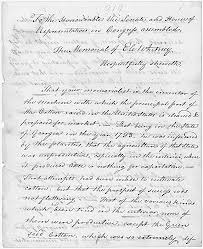 eli whitney u0027s patent for the cotton gin national archives