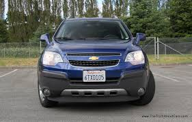 chevrolet captiva interior rental car review 2012 chevrolet captiva sport the truth about cars