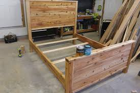 Diy Bed Frames Diy Bed Frame Plans How To Make A Bed Frame With Diy Pete