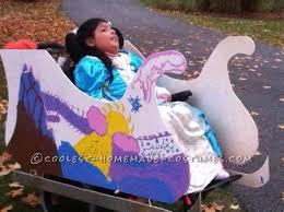 Halloween Costumes 11 Girls 9 U0027s Wheelchair Princesse U0027s Chariot