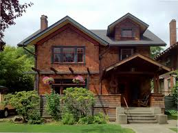 two craftsman bungalow single house plans best of style two craftsman