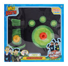 amazon com wild kratts creature power suit chris 4 6x toys u0026 games