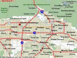 san bernardino ca map san bernardino city map pictures california map cities town