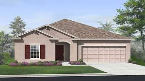 Essex Homes Floor Plans by Eagle Lake New Homes In Kissimmee Fl 34746 Calatlantic Homes