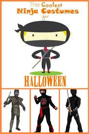Ninja Costumes Halloween Les 52 Meilleures Images Du Tableau Kids Halloween Costumes Sur