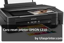 resetter epson l210 terbaru jitu cara reset ink waste is full printer epson l series