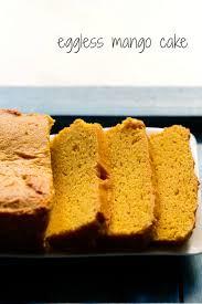 eggless mango cake recipe whole wheat eggless mango cake recipe