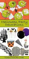 Halloween Birthday Party Decorations Must Have Halloween Party Decorations Via Blossom