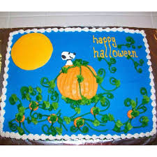 Halloween Decorated Cakes - 32 best peanuts halloween images on pinterest peanuts halloween