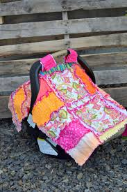 Pink Car Seat Canopy by 242 Best Car Seat Covers By A Vision To Remember Images On