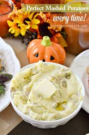 mashed potatoes recipe s