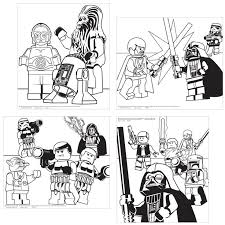 free lego star wars coloring pages printable 80 best star wars party images on pinterest star wars party