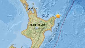 Earthquake Map Usgs 7 1 Earthquake Strikes Off New Zealand Coast No Tsunami Threat To