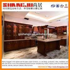 solid wood kitchen cabinets with autocad drawing design buy