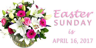 sunday flower delivery order easter flowers for sunday april 16 2017 news local