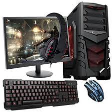pc bureau wifi intégré ultra fast quadcore ordinateur de bureau gaming pc ordinateur ram 8