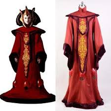 Padme Halloween Costumes Star Wars Phantom Menace Queen Padme Amidala Halloween Cosplay