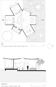 unconventional architecture parabolic vaulted ceiling house design