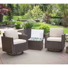 2 piece patio set outdoor wicker resin 3 piece patio furniture set