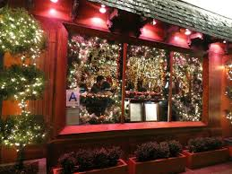 holiday decor picture of rolf u0027s bar u0026 restaurant new york city