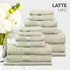 ramesses 100 cotton towel sets buy 7 towel sets