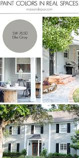 Whole House Color Scheme by Paint Color Home Tour Nature Inspired Neutrals Maison De Pax