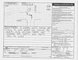 accident injury report form template trial police report template