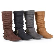 womens gray boots on sale could use some mid calf boots with low or no heels womens