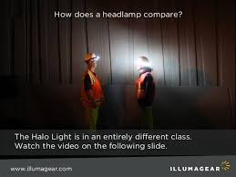 halo hard hat light discover the halo light personal active safety system