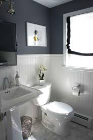 Dark Blue Powder Room Best 25 Gray Bathroom Walls Ideas That You Will Like On Pinterest