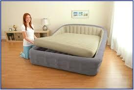 Bed Frame For Air Mattress Size Air Mattress Icedteafairy Club