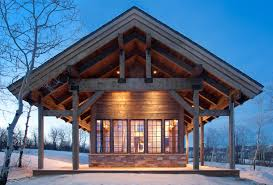 Small Mountain Cabin Plans by Mountain Retreat Northworks Architects Plannersnorthworks