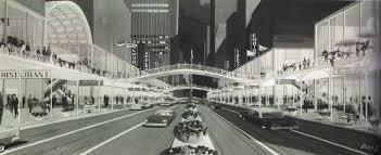 futuristic plans for new york city ephemeral new york