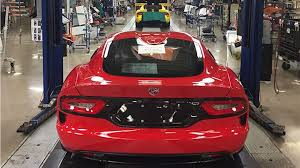 Dodge Viper Production Numbers - ralph gillies says goodbye to 2017 dodge viper on instagram the