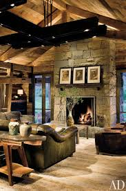 rustic living room decorating clear