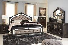 bedroom set ashley furniture ashley furniture bedroom furniture sets ebay