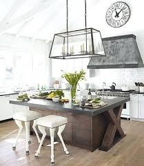 grande cuisine avec ilot central tabouret pour ilot central cuisine tabouret pour ilot central