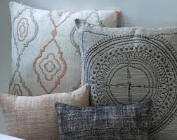 24x24 Decorative Pillows 24x24 Pillow Cover Etsy