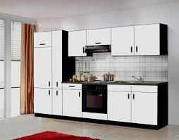einbauk che billig küche blacky ii 300cm küchenzeile küchenblock variabel stellbar