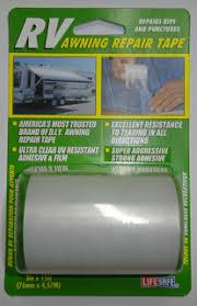 Rv Awning Tape Repair Tapes