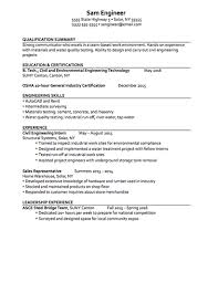 Resume For A Grocery Store Career Services Sample Resumes