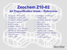 air liquide si e social zeochem molecular sieves the right choice ppt