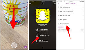 how to find share your custom snapchat url cnet